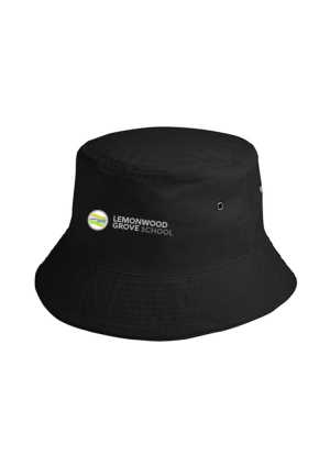 Lemonwood Grove Bucket Hat Black