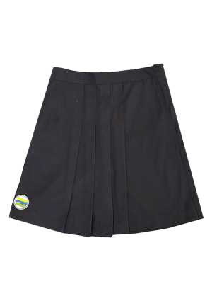 Lemonwood Grove Skort Charcoal