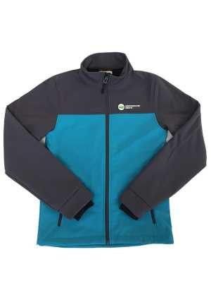 Lemonwood Softshell Jacket Petrel/Charcoal