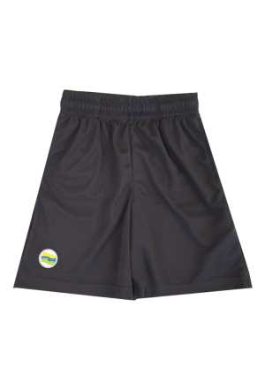 Lemonwood Grove PE Shorts Charcoal